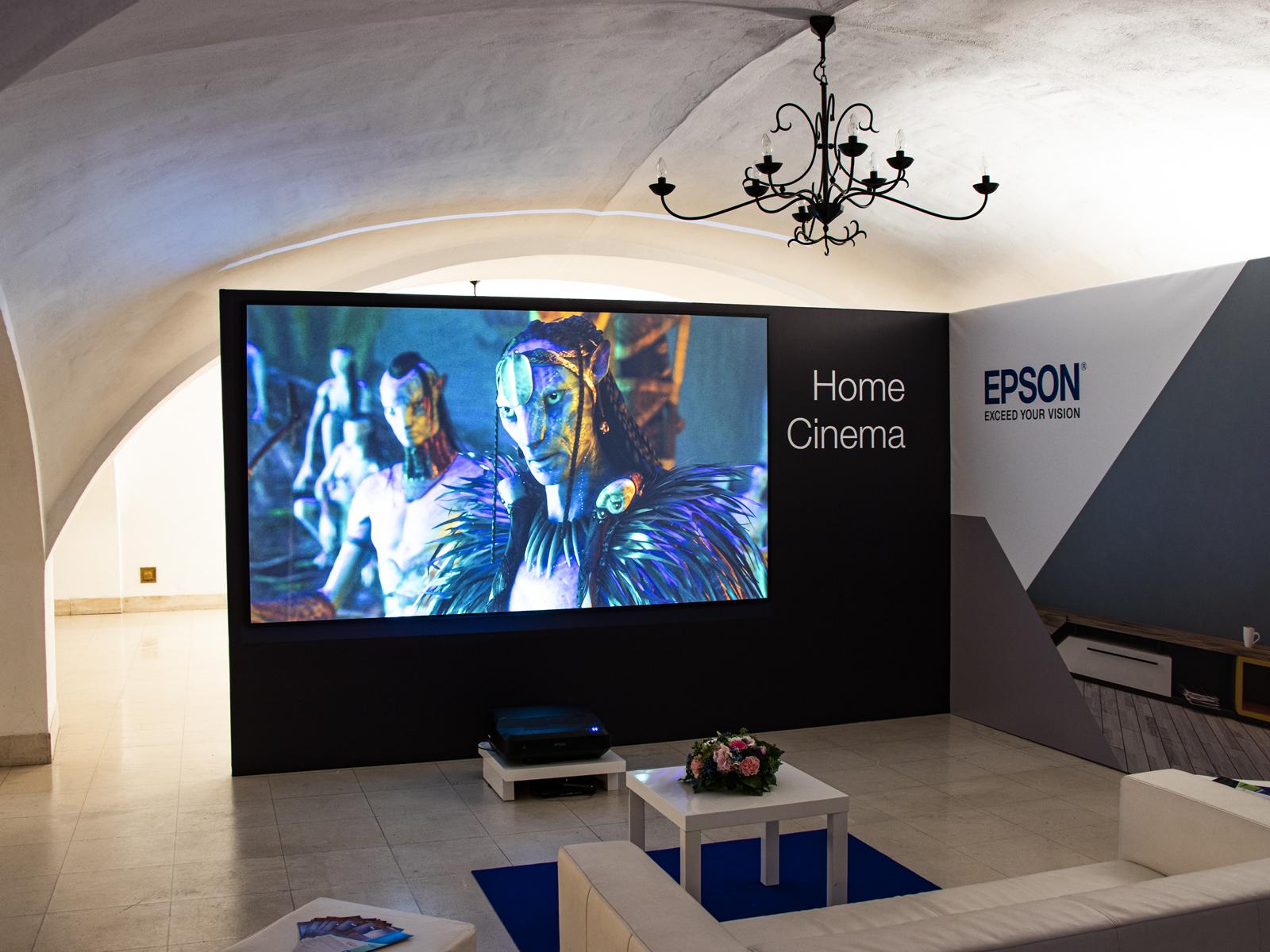 Projection Screen CINEMA